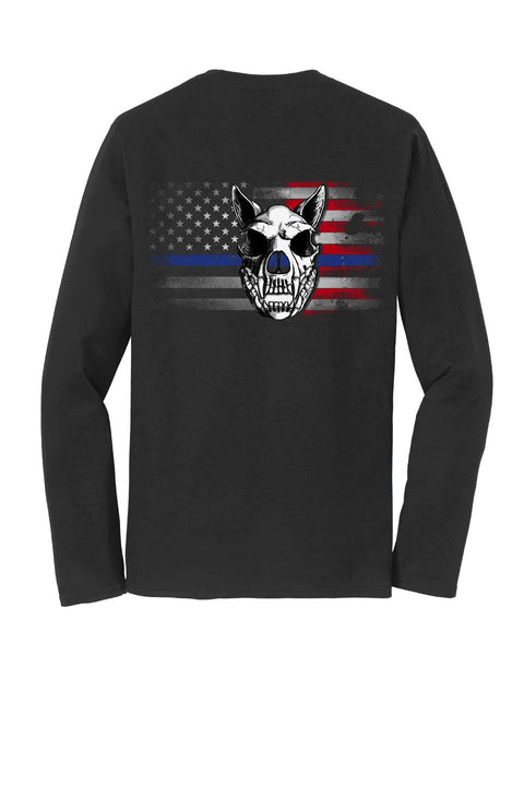 K9HPP PRE-ORDER Hero Portrait Project Long Sleeve Men's Crew T-Shirt - Global Construction Supply