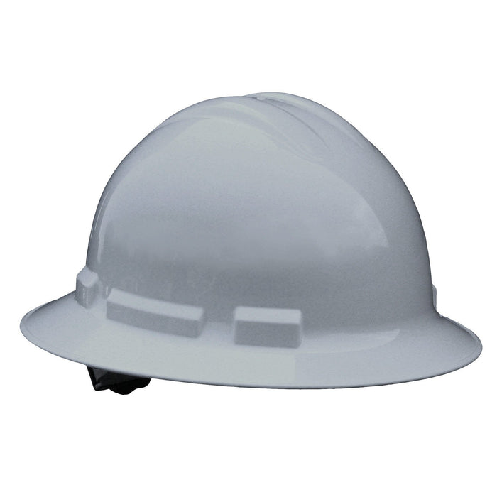 Radians QUARTZ™ QHR6 6 Pt Ratchet Full Brim Hard Hats - Minimum 20: Global Construction Supply