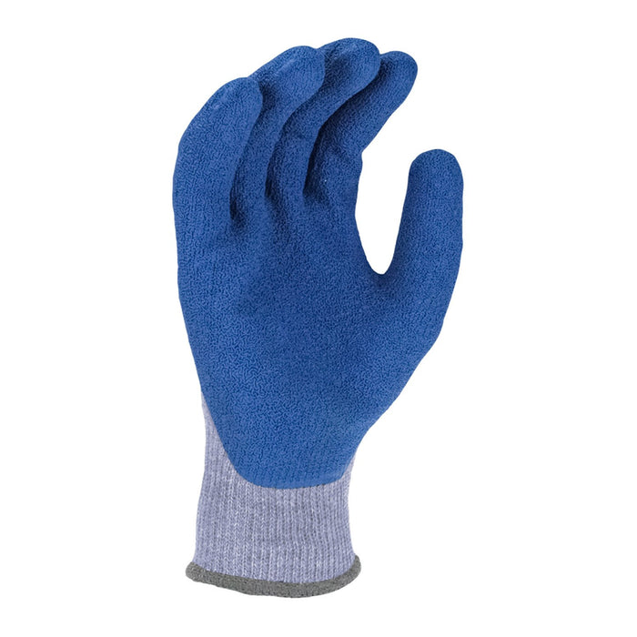 Radians RWG16 Crinkle Latex Palm Coated Gloves (DOZEN): Global Construction Supply