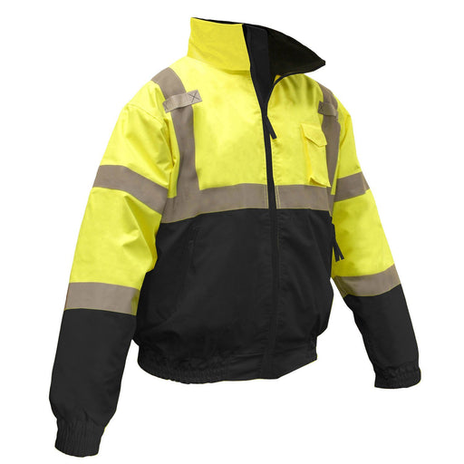 Radians SJ110B Class 3 Two-in-one High Visibility Bomber Safety Jacket: Global Construction Supply