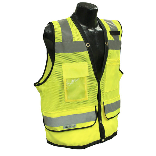 Radians SV59-2 CLASS 2 Heavy Duty Surveyor Safety Vest: Global Construction Supply