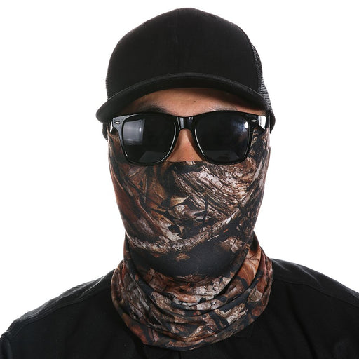 Custom Dye Sub Neck Gaiter, Face Shield