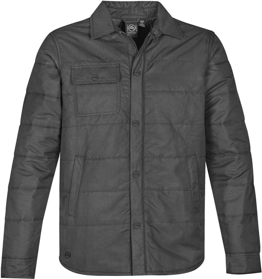 BLQ-1 Stormtech Men's Brooklyn Quilted Jacket - Global Construction Supply