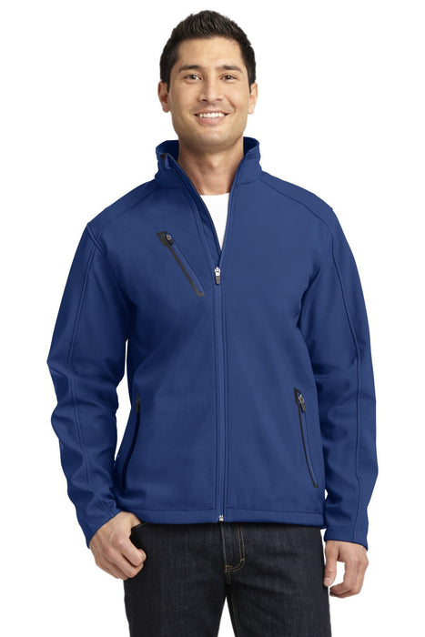 Port Authority Welded Soft Shell Jacket. J324: Global Construction Supply
