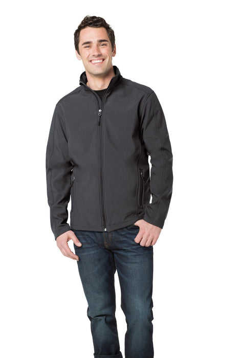 Port Authority Men's Core Soft Shell Jacket J317: Global Construction Supply
