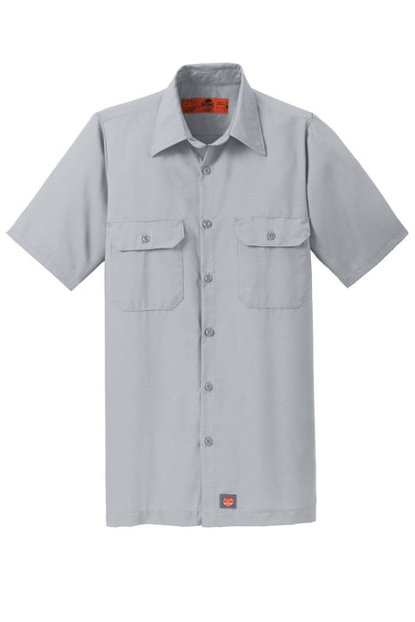 Red Kap SY60 Short Sleeve Solid Ripstop Shirt: Global Construction Supply