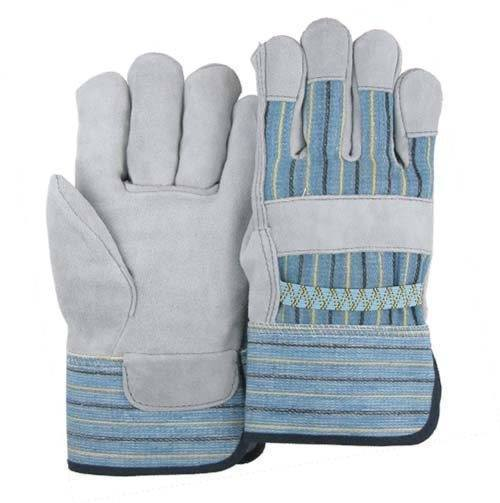 Majestic 1570-S Split Cowhide Leather Work Gloves Kid's Sizes (DOZEN) - Global Construction Supply