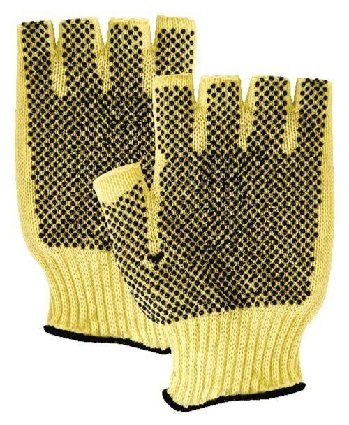 Majestic 3110F Cut Resistant Gloves 10-gauge Kevlar Fingerless Knit (DOZEN) - Global Construction Supply