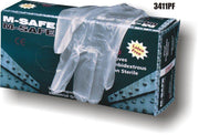 Majestic 3411PF 5 Mil Vinyl Disposable Gloves Powder Free (CASE) - Global Construction Supply