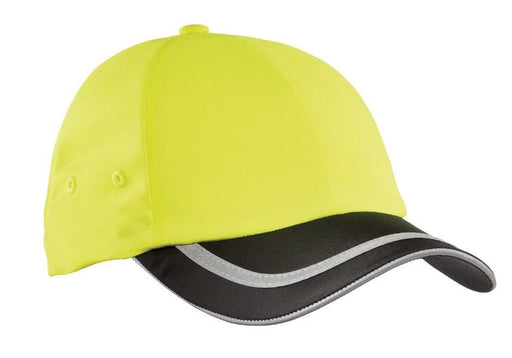 Port Authority C836 Enhanced Visibility Cap: Global Construction Supply