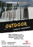 Outdoor Racquetball Event #1 - September 12, 2020