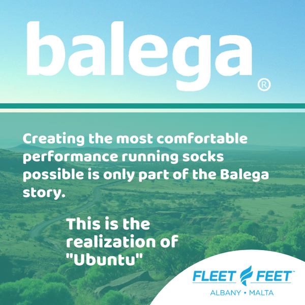 Fleet Feet Albany Malta Balega Ubuntu Lesedi Foundation