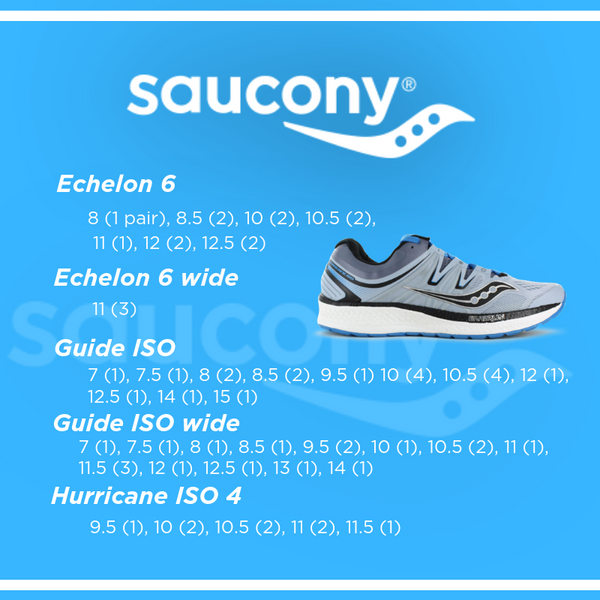 Fleet Feet Albany Clearance Saucony Guide ISO Echelon Triumph Men