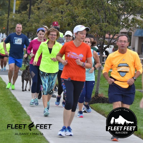 Fleet Feet Albany Malta Run Crew