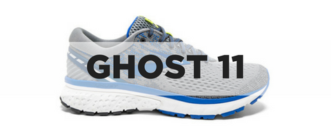 98b1924a5f5 The new Brooks Ghost builds on a great shoe and makes it even better with  new DNA Loft foam for more responsive cushioning and a segmented crash pad  for a ...