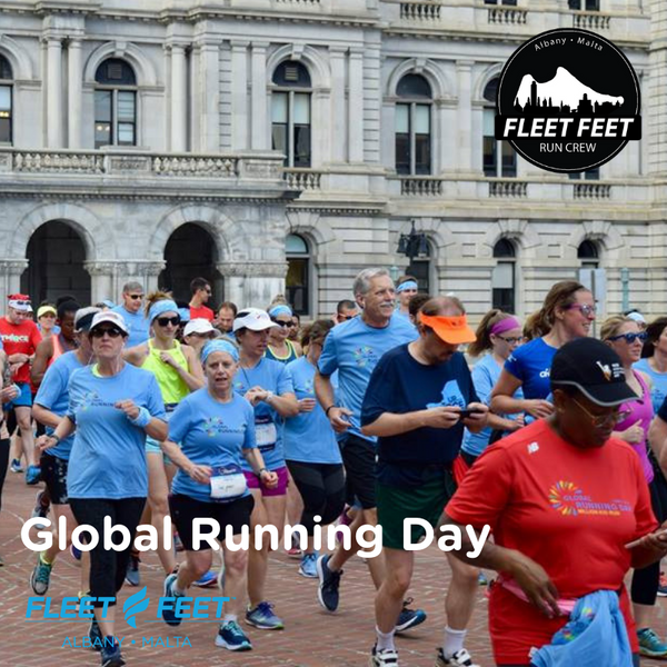 Fleet Feet Albany Malta Run Crew Global Running Day