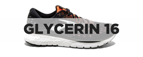 23bfc9e6865 The sixteenth version of Brooks  plush-cushion trainer builds on the many  strengths of the previous model. The Glycerin 16 now incorporates a softer  DNA ...