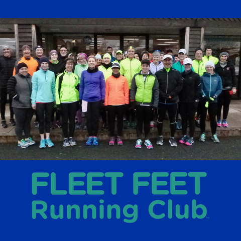 Fleet Feet Running Club (Fleet Feet Distance Project) Programs