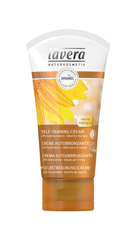 Lavera Organic Self Tanning Face Cream 50ml