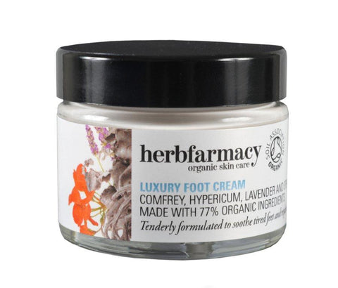 Herbfarmacy Luxury Foot Cream 50G