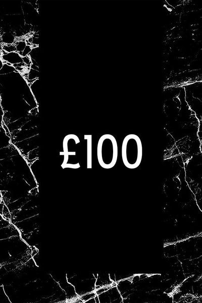 £100 Gift Card For Your Loved One