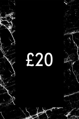 £20 Gift Card For Your Loved One