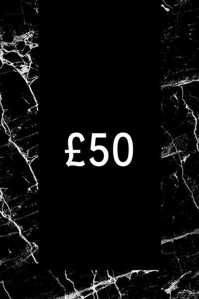 £50 Gift Card For Your Loved One