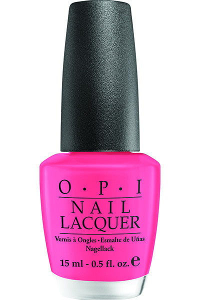 OPI Lacquer Feelin' Hot-Hot-Hot! 15ml