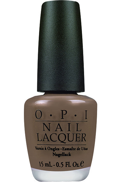 OPI Lacquer Over The Taupe 15ml