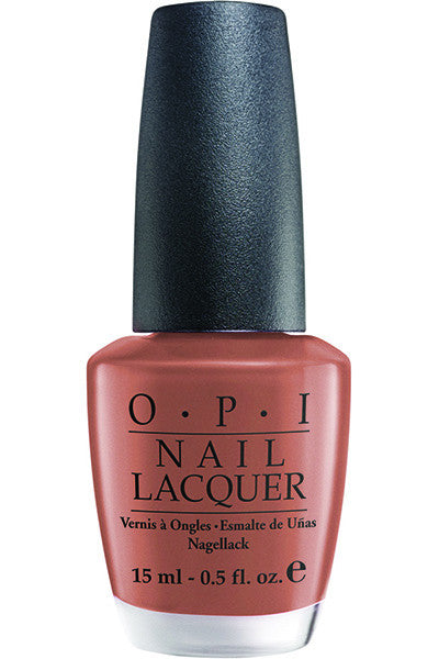 OPI Lacquer Barefoot In Barcelona 15ml