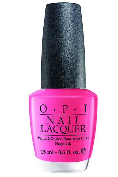 OPI Lacquer Strawberry Margerita 15ml
