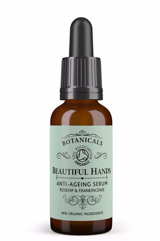 Botanicals Beautiful Hands Anti-Ageing Serum Rosehip and Frankincense 10g