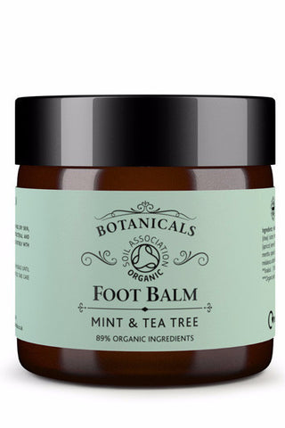 Botanicals Foot Balm Mint and Tea Tree 60g