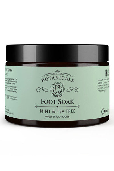 Botanicals Foot Soak Mint and Tea Tree 175g