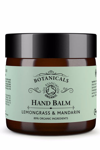 Botanicals Hand Balm Lemongrass and Mandarin 30g