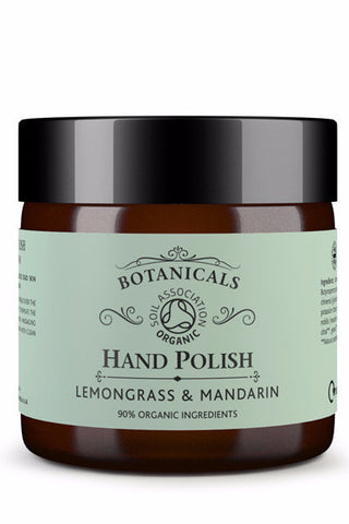 Botanicals Hand Polish Lemongrass and Mandarin 75g