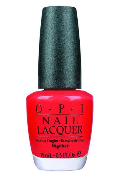 OPI Lacquer Cajun Shrimp 15ml