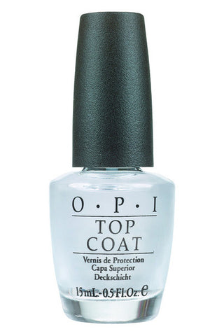 OPI Lacquer Top Coat 15ml
