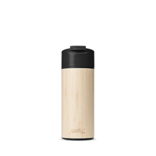 meet_tumbler=Black Bottle 12oz Coffee mug with bamboo exterior and black flip cap