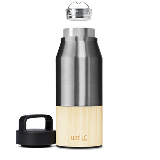 Open Stainless Traveler 28 oz |