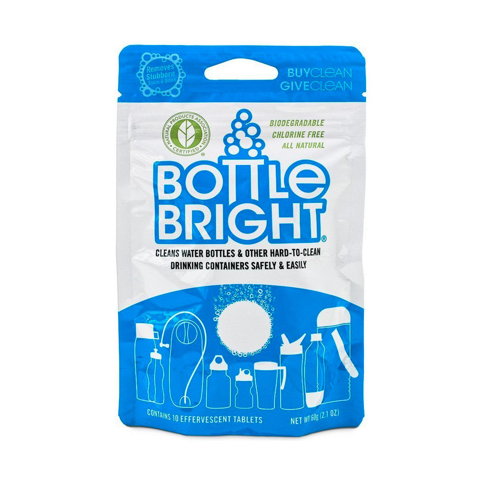 Bottle Bright Cleaning Tablets 12-Count