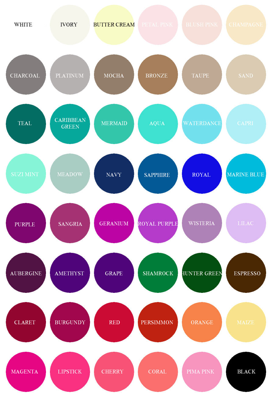 Christina Wu Occassions Color Chart Off White