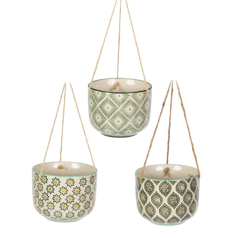 Ria Hanging Planter Set