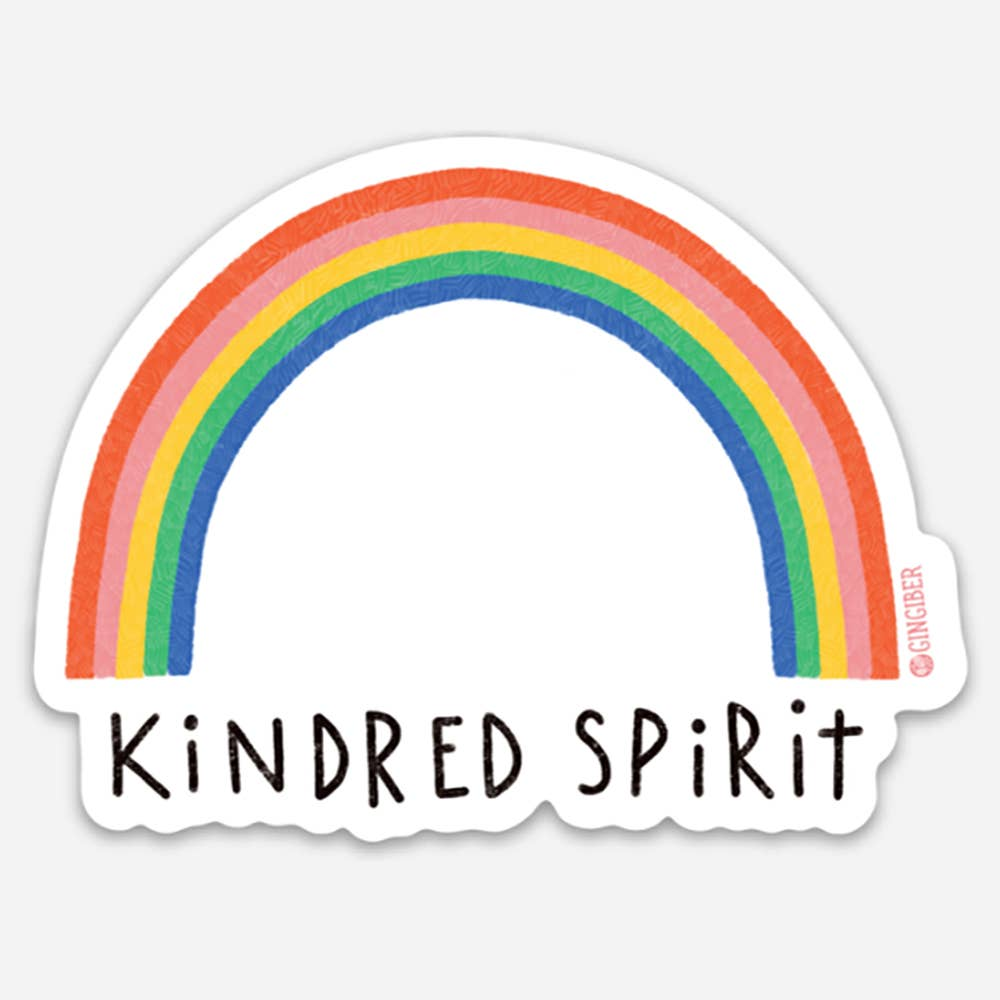 Kindred Spirit Sticker
