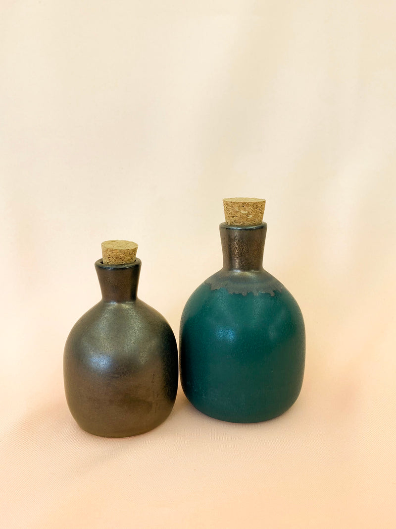 Olive Oil Bottles | set of 2