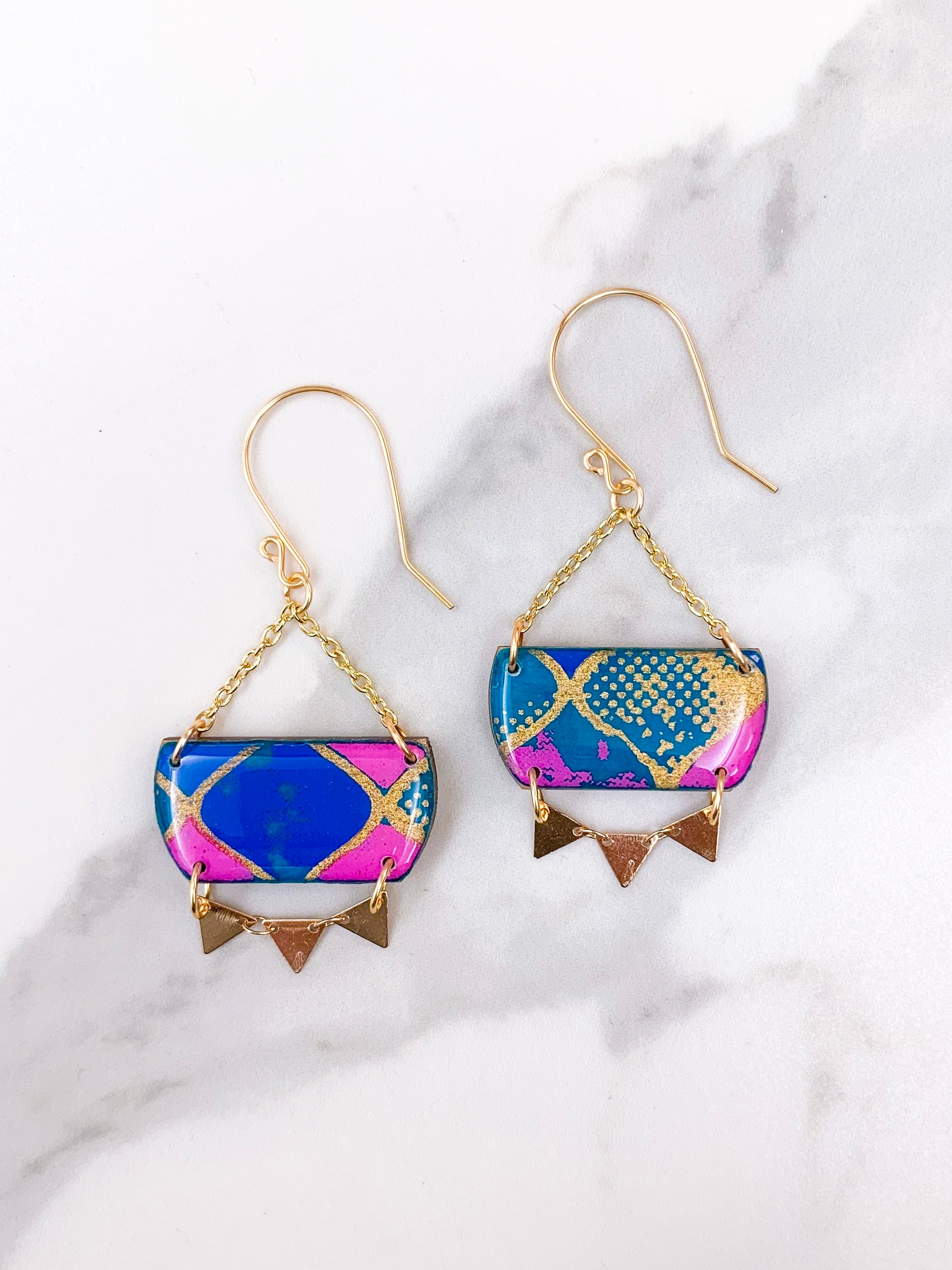 Festival Drop Earrings