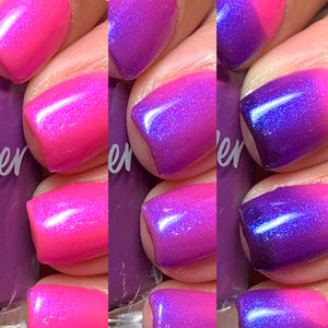 Aft Backwards | Tri-Thermal Color Changing Nail Polish