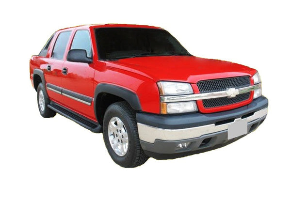 Chevrolet Avalanche Factory Oe Style Fender Flares 2002