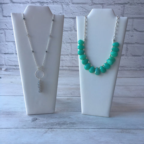 Wallis Designs Gemstone Necklaces at GBK Gifting Lounge