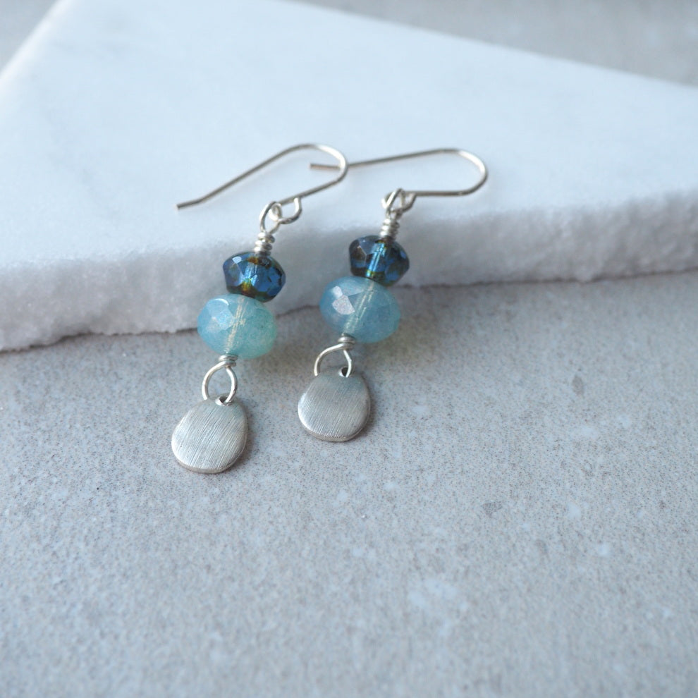 Lake Lure Dangle Earrings
